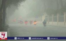 TP.HCM liên tiếp có mưa trái mùa
