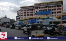 Campuchia đóng cửa chợ đầu mối lớn ở thủ đô