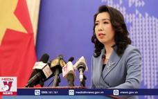 Các nước phản đối hành động của Trung Quốc tại Biển Đông