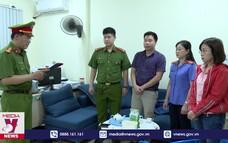 Sơn La bắt hai đối tượng liên quan đến sai phạm tại Sở Y tế