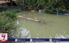 Lâm Đồng: Doanh nghiệp khai thác cát gây ô nhiễm, người dân kêu cứu