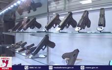 Kiểm soát súng đạn tại Mỹ, câu chuyện chưa có hồi kết
