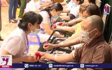Lan tỏa thông điệp hiến máu cứu người