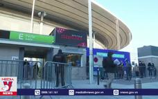 Sân Stade de France đảm nhận vai trò mới