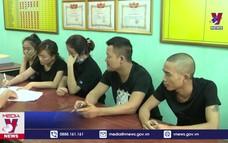 Quảng Bình bắt nhóm người đánh bạc trái phép
