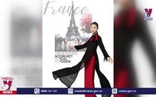 Văn hóa thế giới in dấu ấn trên áo dài Việt Nam