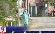 Xã Đạo Lý, tỉnh Hà Nam thực hiện cách ly xã hội