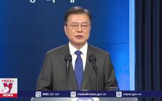 Tổng thống Hàn Quốc lạc quan về tăng trưởng kinh tế