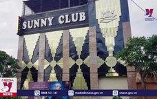Vĩnh Phúc khởi tố vụ án liên quan đến quán Karaoke Sunny