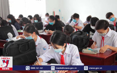 Học sinh Kiên Giang hoàn thành học kỳ 2 sớm 1 tuần