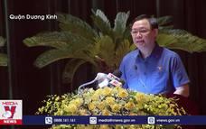 Chủ tịch Quốc hội hoàn thành tiếp xúc cử tri tại Hải Phòng