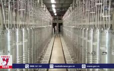 Iran làm giàu urani ở mức tinh khiết 63%