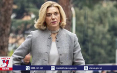 Nữ lãnh đạo tình báo đầu tiên của Italy