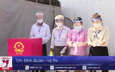 Tập huấn nghiệp vụ bầu cử tại Đà Nẵng