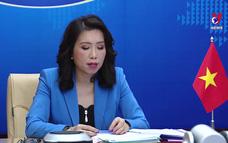 Bản tin tiếng Trung ngày 13/5/2021