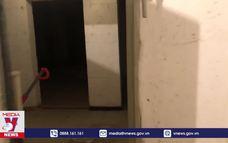 Các hầm trú ẩn của Israel
