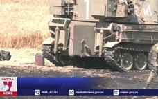 Giao tranh ác liệt tại Dải Gaza