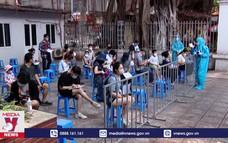 Hà Nội xét nghiệm cho người từng đến Đà Nẵng