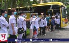 Hải Dương chi viện cho Bắc Giang và Bắc Ninh chống dịch COVID-19