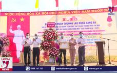 Thị xã Phước Long đón nhận Huân chương Lao động hạng Ba