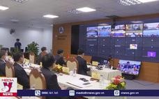 Hội nghị trực tuyến 4 tỉnh biên giới Việt Nam với tỉnh Vân Nam (Trung Quốc)