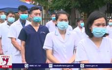 Thái Nguyên hỗ trợ Bắc Giang chống dịch COVID-19