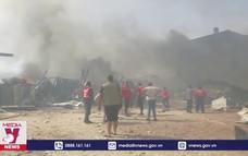 Thương vong tiếp tục tăng tại dải Gaza