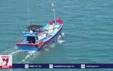 Ninh Thuận đẩy mạnh tuyên truyền bầu cử đến ngư dân
