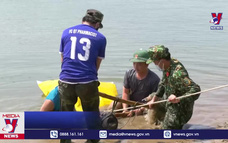 Quảng Trị: Phát hiện quả bom 230kg còn ngòi nổ dưới lòng sông Thạch Hãn