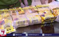 Thanh Hóa triệt phá đường dây vận chuyển 10 kg ma túy