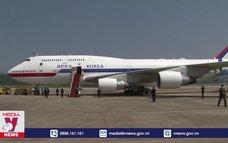 Tổng thống Hàn Quốc lên đường thăm Mỹ