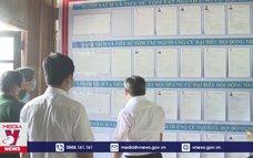 Quảng Bình sẵn sàng cho công tác bầu cử sớm