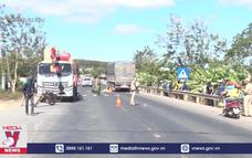 Số vụ tai nạn giao thông đường bộ giảm