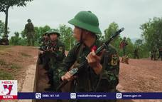 Rèn luyện 3 tháng tân binh ở Sư đoàn 325