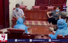 Xử phạt trường hợp không khai báo ca ho, sốt trong cộng đồng