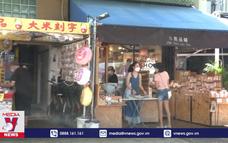 Lễ hội bánh bao tại Hong Kong (Trung Quốc)