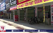Người dân Nam Định chấp hành nghiêm các quy định về giãn cách