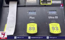 Thủ đô Washington DC, Mỹ cạn kiệt xăng dầu