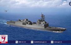 Mỹ ký hợp đồng đóng mới khinh hạm tiên tiến