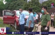 Thái Nguyên có têm một ca dương tính với SARS -CoV-2