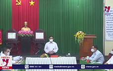 Thủ tướng Phạm Minh Chính làm việc với Cần Thơ