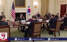 Lãnh đạo Mỹ - Hàn hội đàm thượng đỉnh