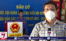 Gần 10.000 cử tri Kon Tum đi bầu cử sớm