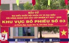 Đồng bào Chăm ở Ninh Thuận chờ đón ngày bầu cử