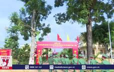 Nhiều đơn vị vũ trang của Đắk Lắk được bầu cử sớm