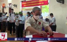 Tưng bừng trong ngày hội non sông tại Nghệ An