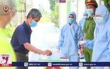 """Những lá phiếu ở ở vùng """"tâm dịch"""" Nam Định"""