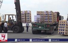 Quà tặng chống dịch của Việt Nam lên đường đến Ấn Độ
