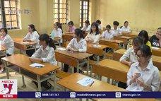Hơn 7000 học sinh Hà Nội thi lớp 10 trường chuyên
