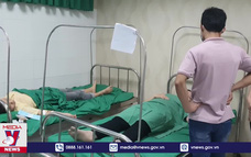 Nhiều công nhân nhập viện do rò rỉ khí Amoniac